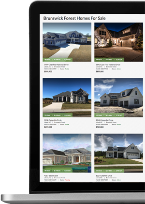 IDX Mate provides modern and mobile-friendly IDX real estate website solutions.